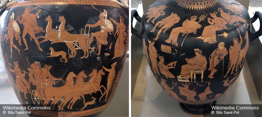 древнегреческая живопись: